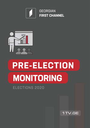 Pre-election monitoring
