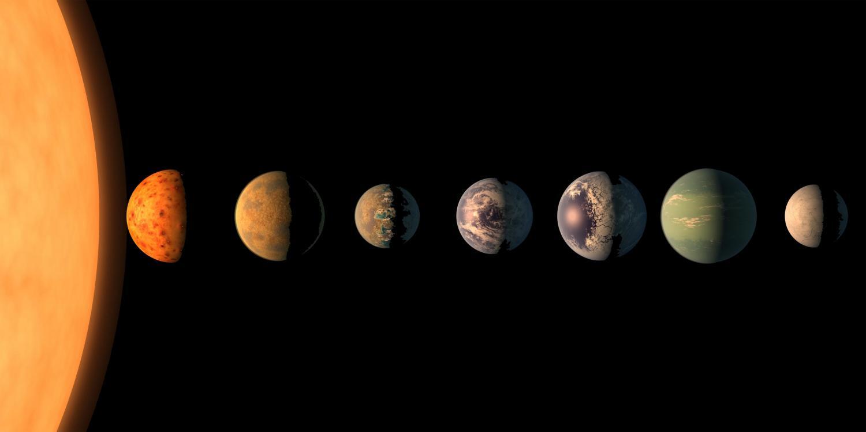 შესაძლებელია თუ არა, რომ TRAPPIST-1-ის პლანეტებს გაზის გიგანტი და-ძმები ჰყავდეთ
