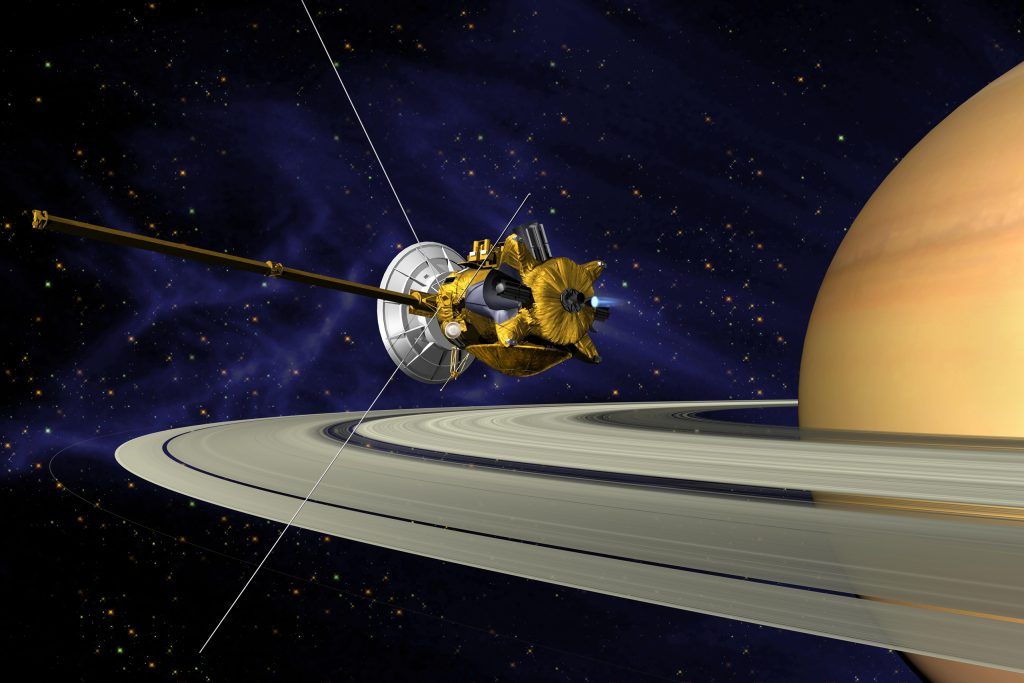 """როგორ და სად გაანადგურებს NASA 3,26$ მლრდ-იან ხომალდს - """"კასინის"""" აღსასრული ახლოვდება"""