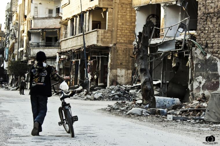 სირიის კონფლიქტი - ახლო აღმოსავლეთის ავანსცენა
