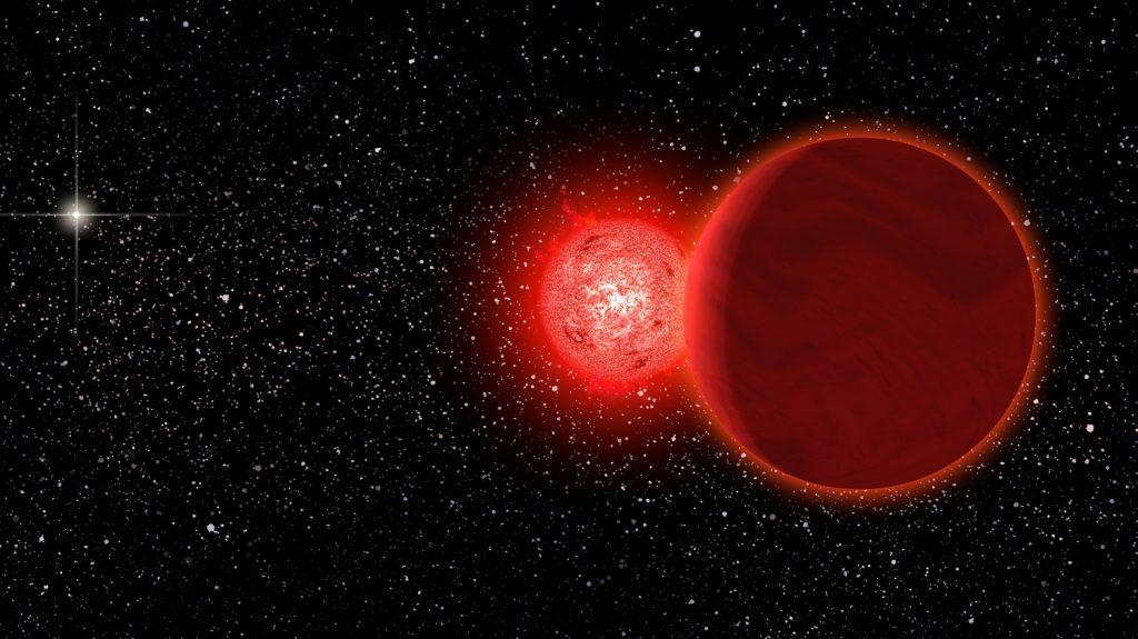 """ჰყავს თუ არა მზეს ტყუპისცალი """"სიკვდილის ვარსკვლავი"""" - ნემესისის ვარსკვლავის თეორია"""