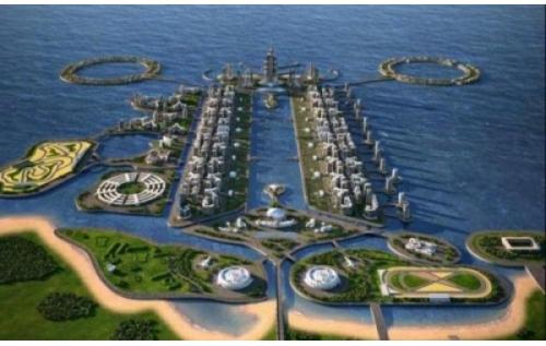 Anakliya limanı ilk gəmiləri üç ildən sonra qəbul edəcək