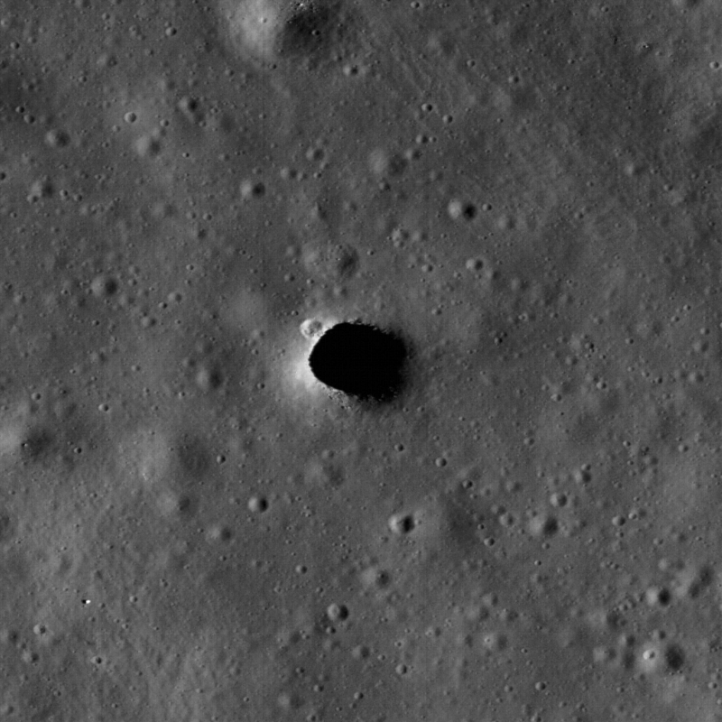 მთვარეზე აღმოჩენილია მღვიმე, რომელშიც შეიძლება მომავალში ადამიანთა ბაზა დაარსდეს