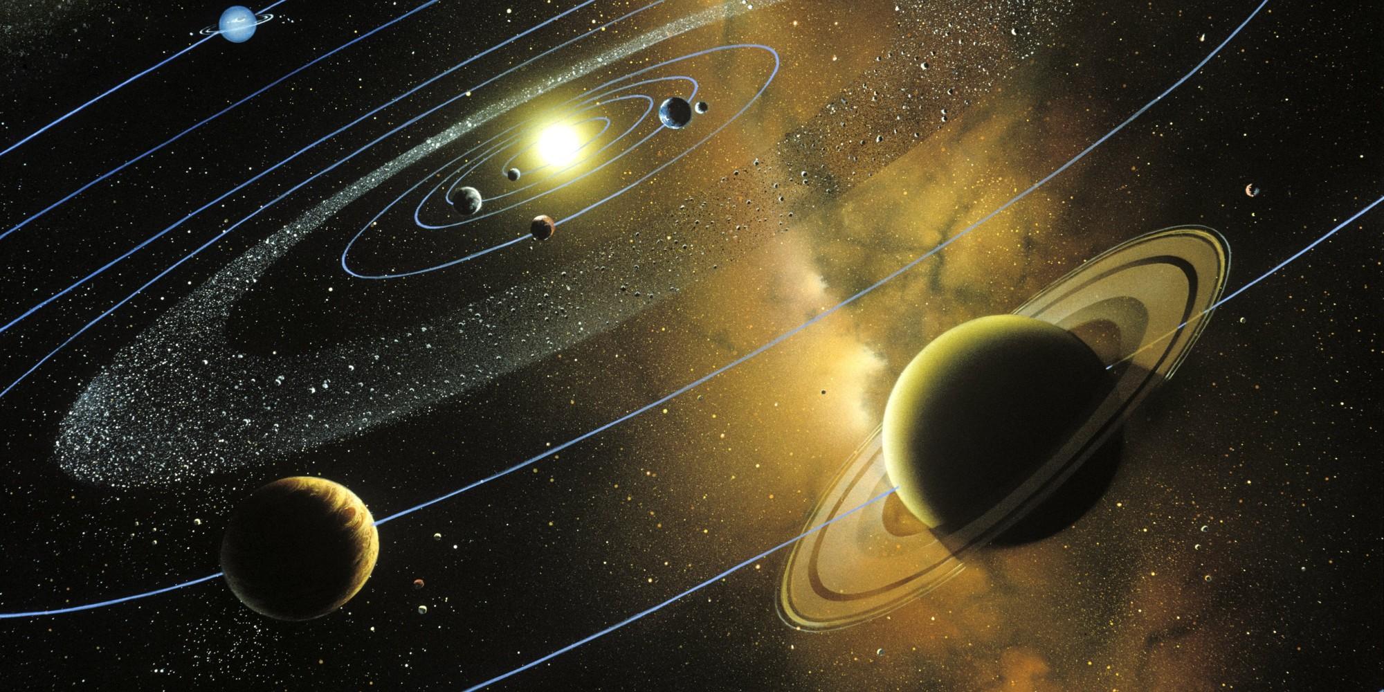 იმოგზაურეთ მზის სისტემაში Google Maps-ის საშუალებით