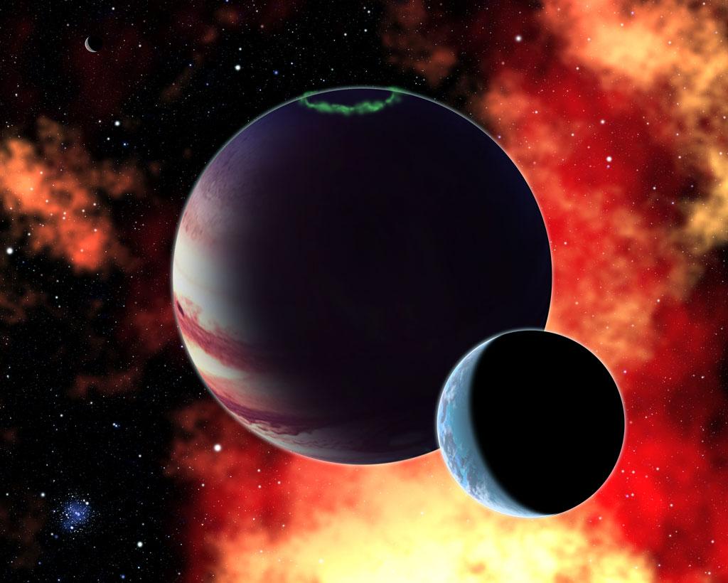 სავარაუდო ეგზომთვარე მზის სისტემის მთვარეებისგან სრულიად განსხვავდება