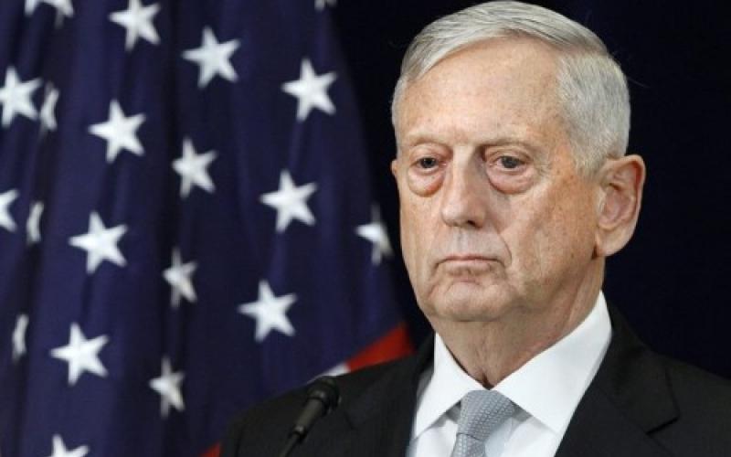 Мэттис - США могут нанести превентивный ядерный удар без одобрения конгресса