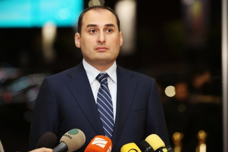 Finance Minister visiting Kazakhstan