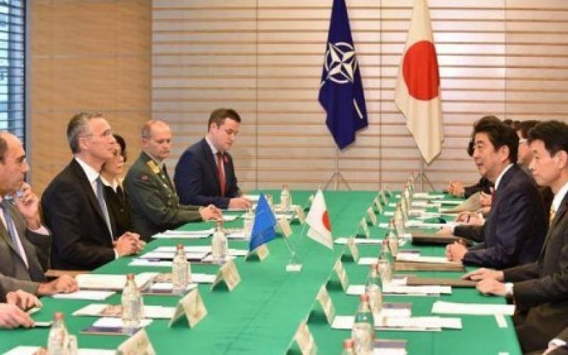 Столтенберг призывает все страны НАТО ввести санкции против КНДР