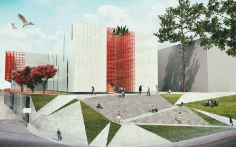 How new building of First Channel will look like – Tbilqalaqproject wins in competition