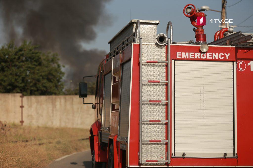 Վալե գյուղում այրվում է երեք տուն