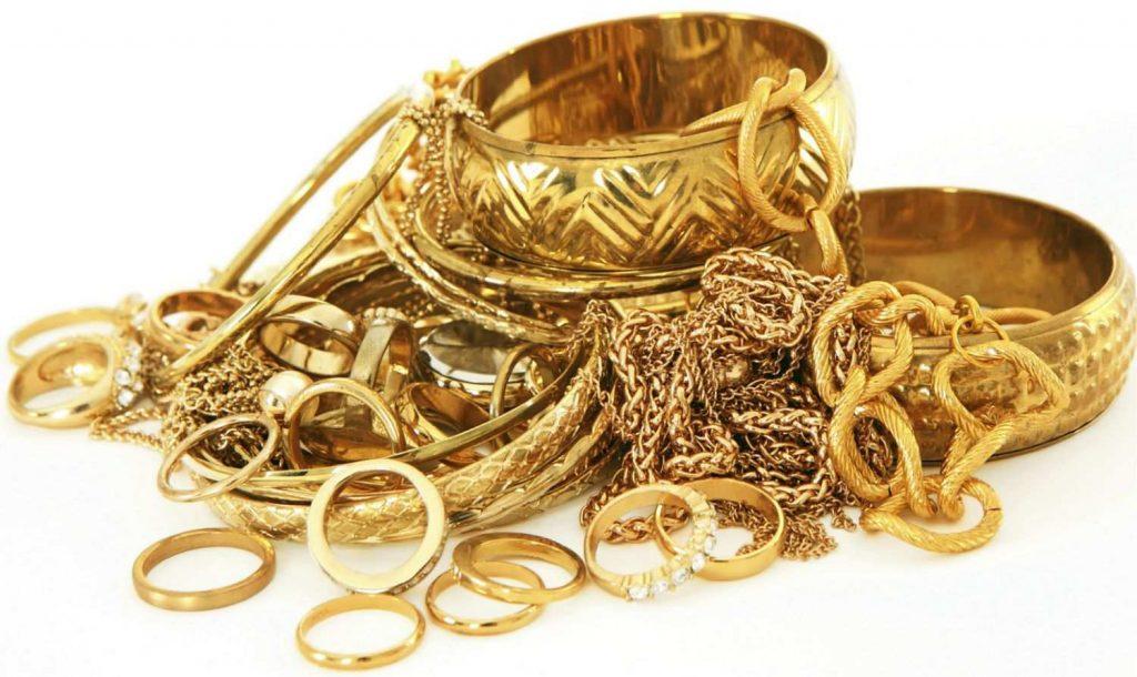 წითელ ხიდზე არადეკლარირებული ოქროს ნაკეთობები აღმოაჩინეს