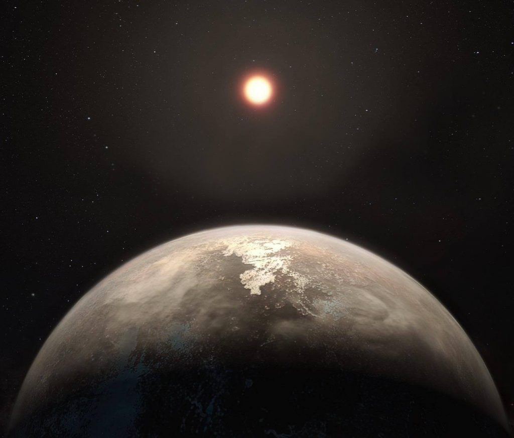 11 სინათლის წლის მანძილზე, აღმოჩენილია დედამიწის ზომის პლანეტა - სავარაუდოდ, სიცოცხლისთვის ვარგისი