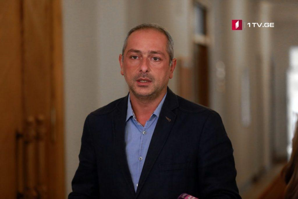 Сесиашвили – Кремль знает, что оружие, которое мы покупаем, предназначено для укрепления обороноспособности