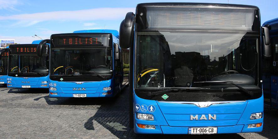 ავტობუსები პეკინის გამზირის ნაცვლად, კალანდაძისა და საბურთალოს ქუჩების გავლით იმოძრავებენ