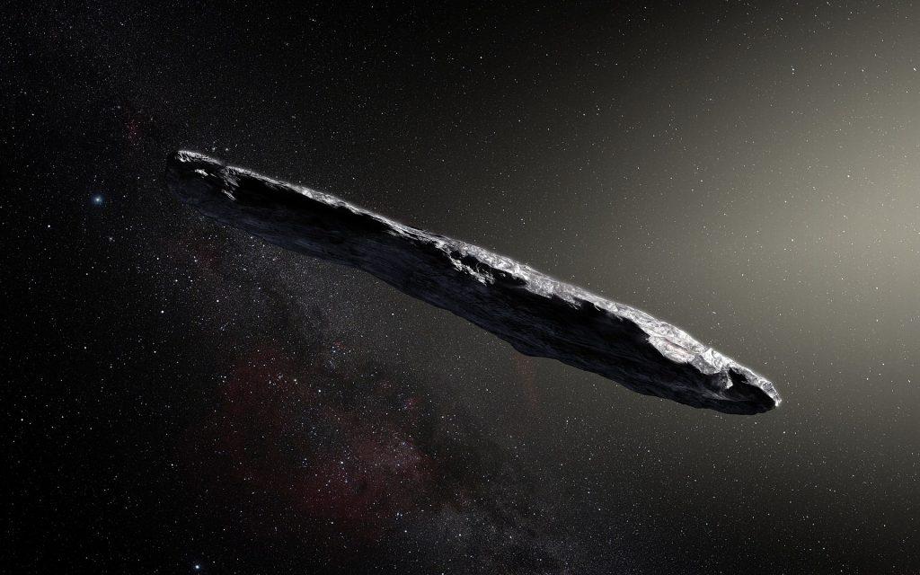 მზის სისტემის პირველი ვარსკვლავთშორისი სტუმარი ობიექტი იმაზე გაცილებით საოცარია, ვიდრე გვეგონა