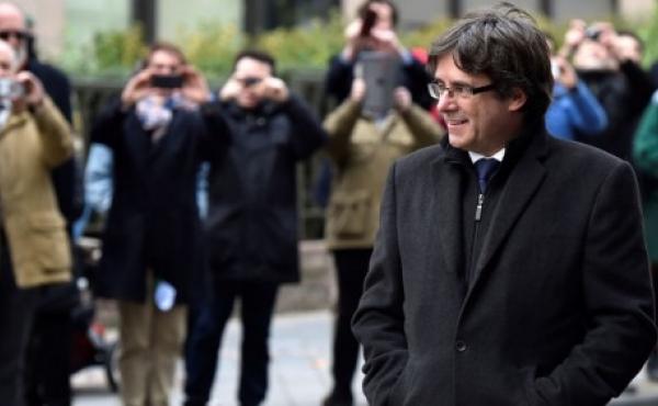 Belçika məhkəməsi Karles Puçdemonu və Katoloniyanın dörd nəfər keçmiş nazirini azadlığa buraxdı