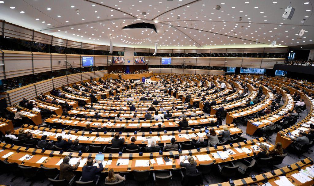 Euro Parliament members agree on deeper EU ties with Ukraine, Georgia and Moldova