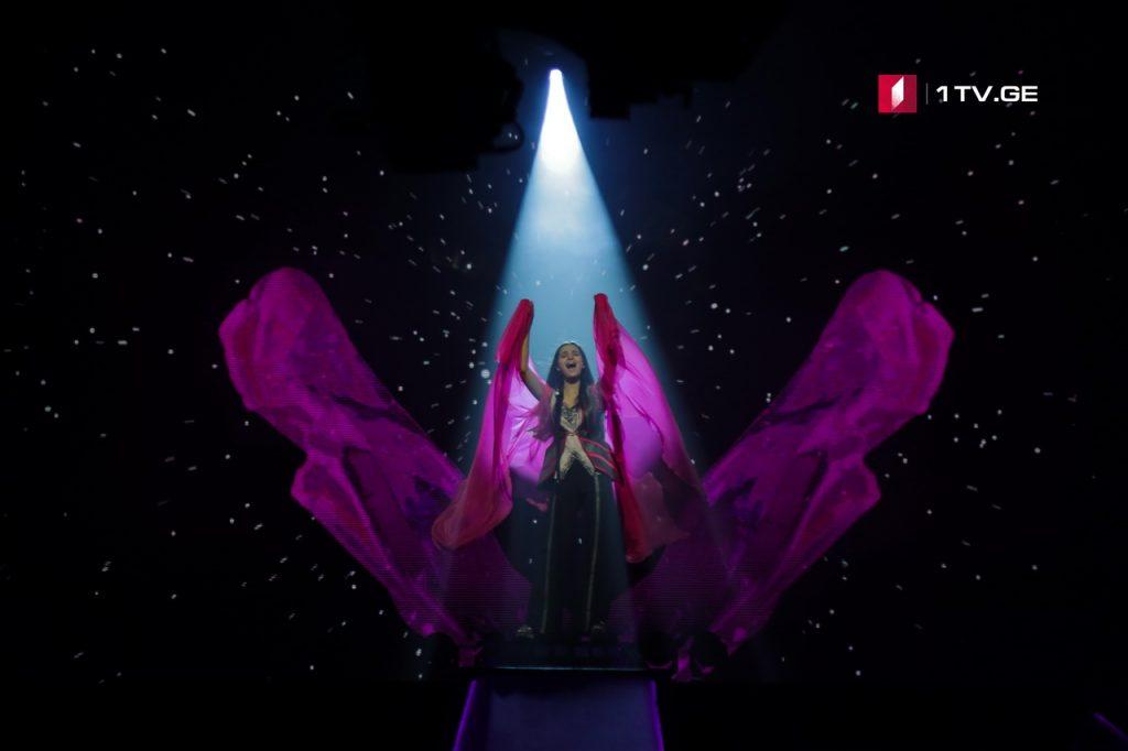 Сабион Евроуынынады  конкурсантты  репетици - фотохабар
