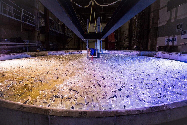 როგორ ამზადებენ მაგელანის გიგანტური ტელესკოპის სარკეებს [ვიდეო]