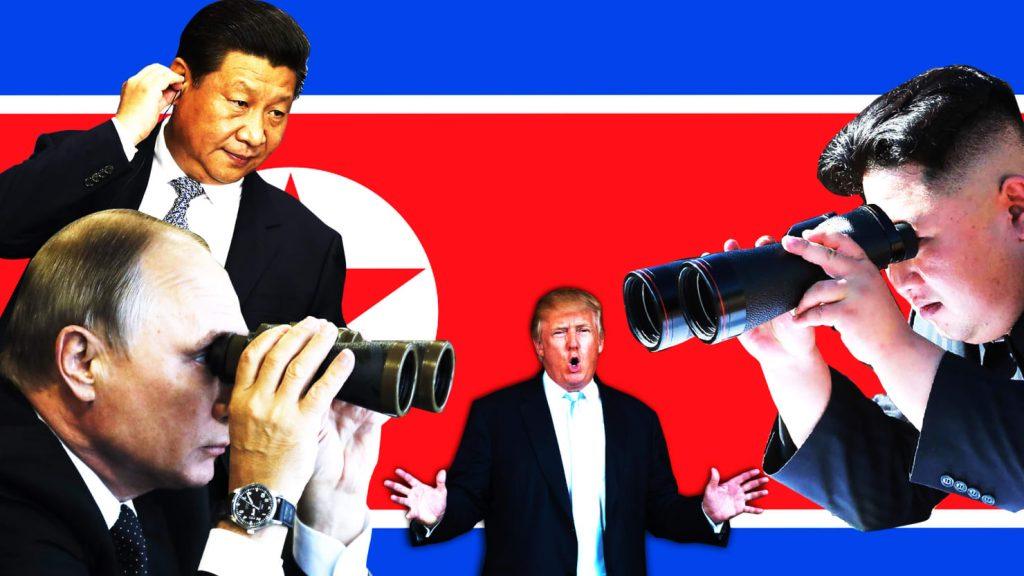 ჩრდილოეთ კორეის ბირთვული მუქარა და ბრძოლა გეოპოლიტიკური გავლენებისთვის