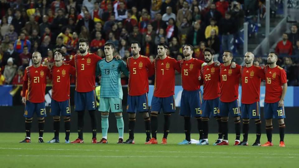 Իսպանիայի հաղթանակը՝ 5:0