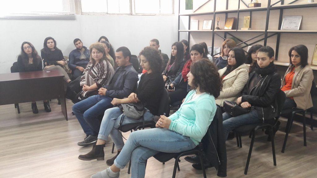 Հանրային հեռուստատեսությունը իր նոր վեբ-պլատֆորմի հետ ծանոթացրել է Ախալքալաքցի երիտասարդներին