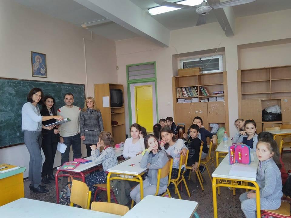 საბერძნეთში, ათენის 50-ე საჯარო სკოლაში ქართული ენის სწავლების საპილოტე პროგრამა ამოქმედდა