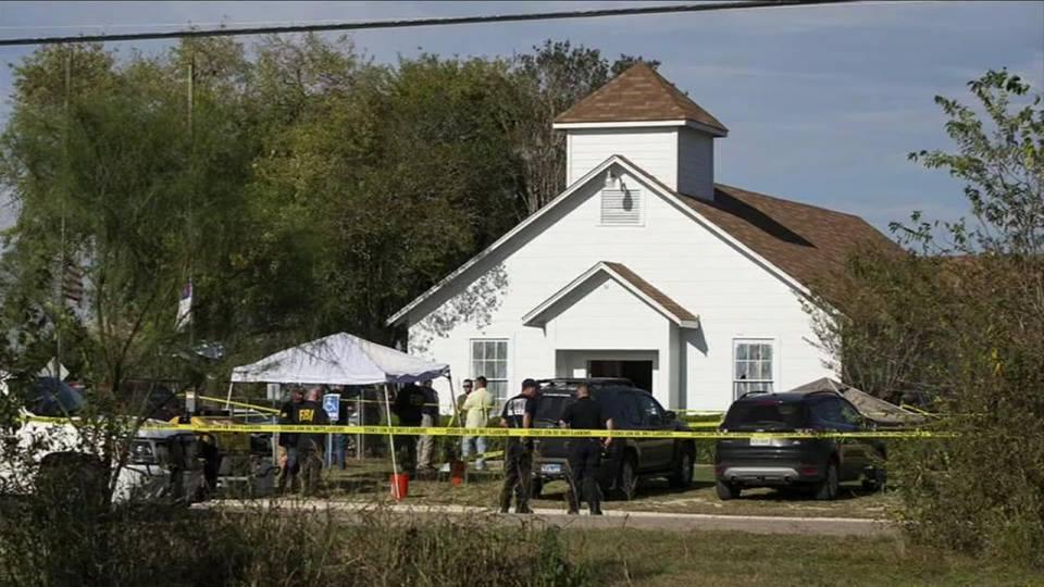 ტეხასის შტატში,ბაპტისტურ ტაძარში26 ადამიანის მკვლელობაში ბრალდებული პირი 2012 წელს ფსიქიატრიული კლინიკიდან გაიქცა
