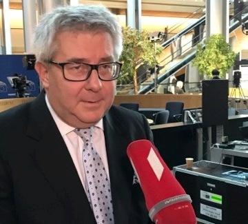 რიჩარდ ჩარნეცკი- განსაკუთრებით პატივი უნდა ვცეთ საქართველოს სურვილს და მისწრაფებას ევროკავშირისადმი