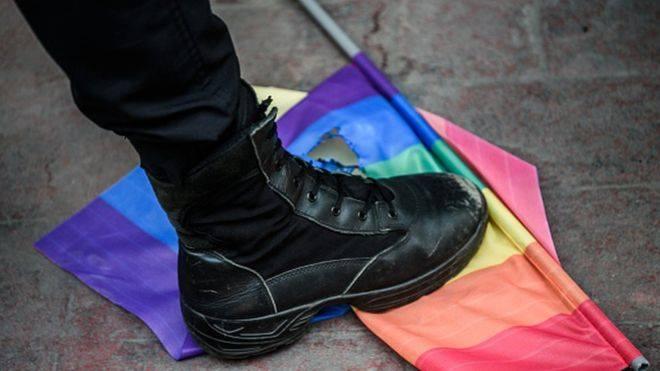 Ankarada LGBT icmasının bütün festivalı, film nümayişi, forumu və sərgisi qadağan edildi