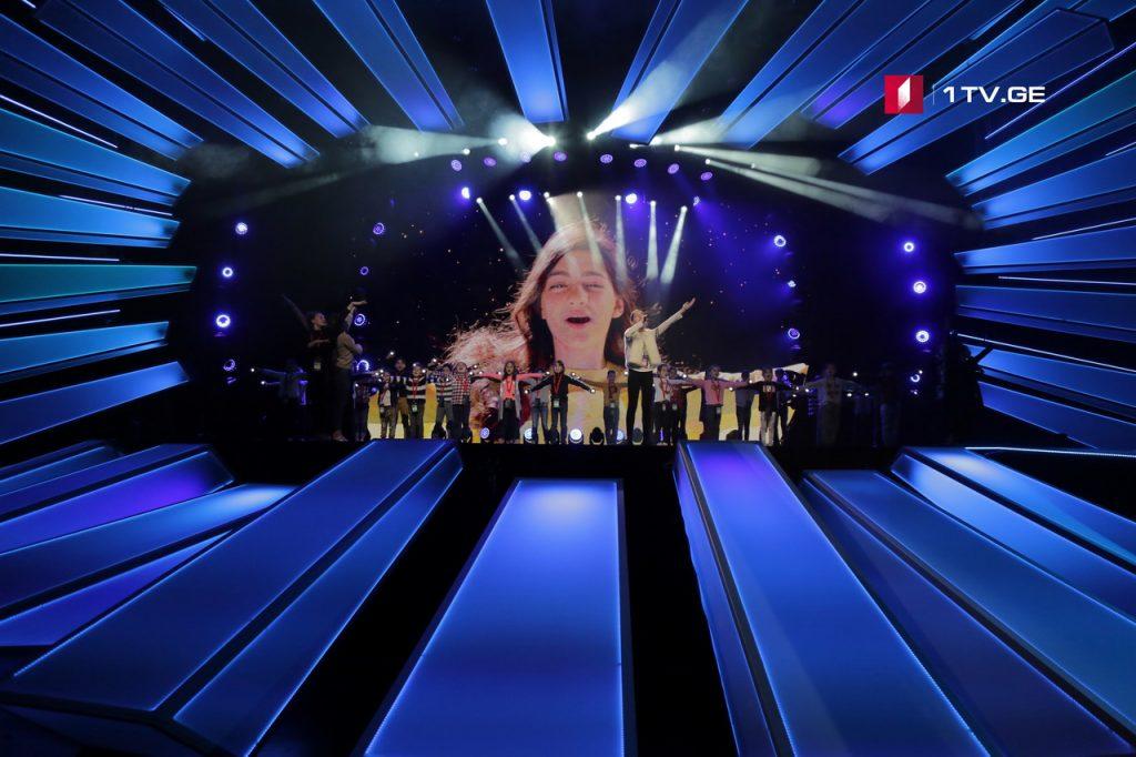 Изменились правила голосования на детском Евровидении
