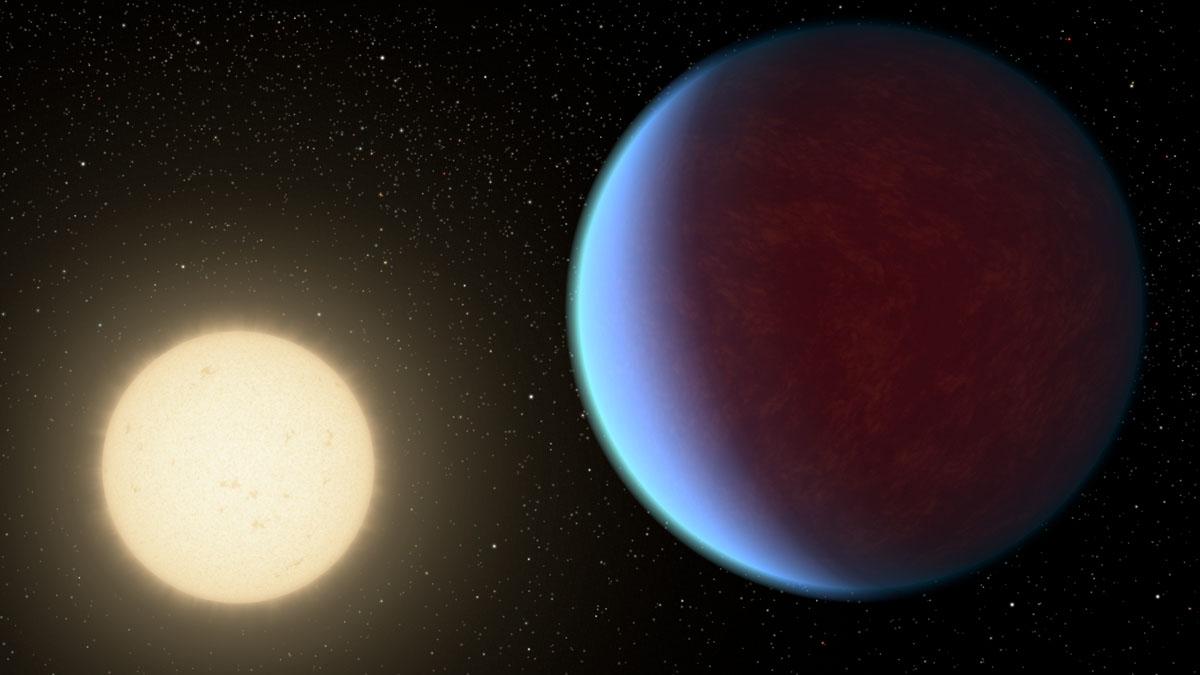 41 სინათლის წლის მანძილზე მდებარე სუპერდედამიწა, რომელსაც ლავის ნაკადები და ატმოსფერო აქვს