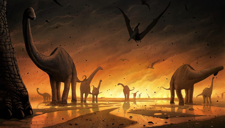 დინოზავრები შეიძლება გადარჩენილიყვნენ, თუ ასტეროიდი დედამიწას სხვა ნებისმიერ ადგილას დაეცემოდა - ახალი კვლევა