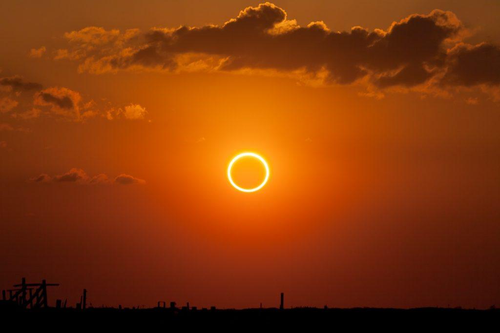 """ბიბლიური """"სასწაული"""", რომელიც მზის დაბნელების ერთ-ერთი უძველესი ჩანაწერი აღმოჩნდა"""