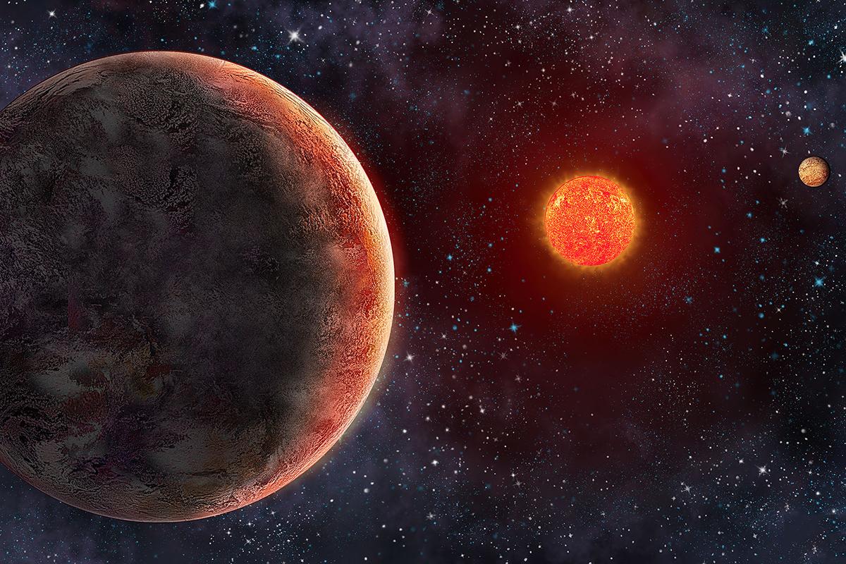 ახლომდებარე პლანეტის შესაძლო არამიწიერ ცივილიზაციასთან დედამიწიდან შეტყობინება გაგზავნეს