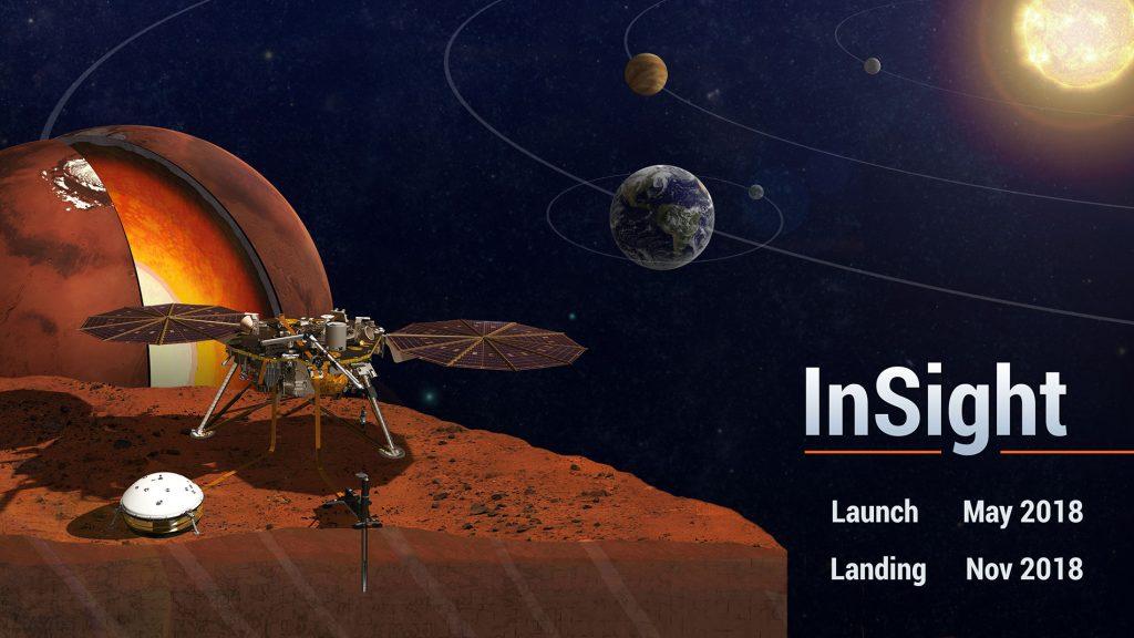 გაგზავნეთ თქვენი სახელი მარსზე - NASA-ს მავალი InSight-ი უნიკალურ შანსს გაძლევთ