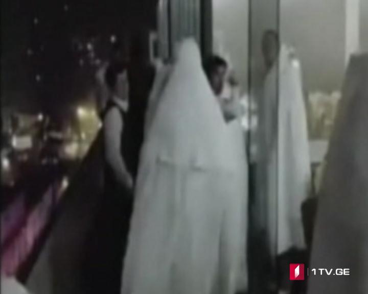"""თვითმხილველის ვიდეო - პანიკა """"ლეოგრანდში"""""""