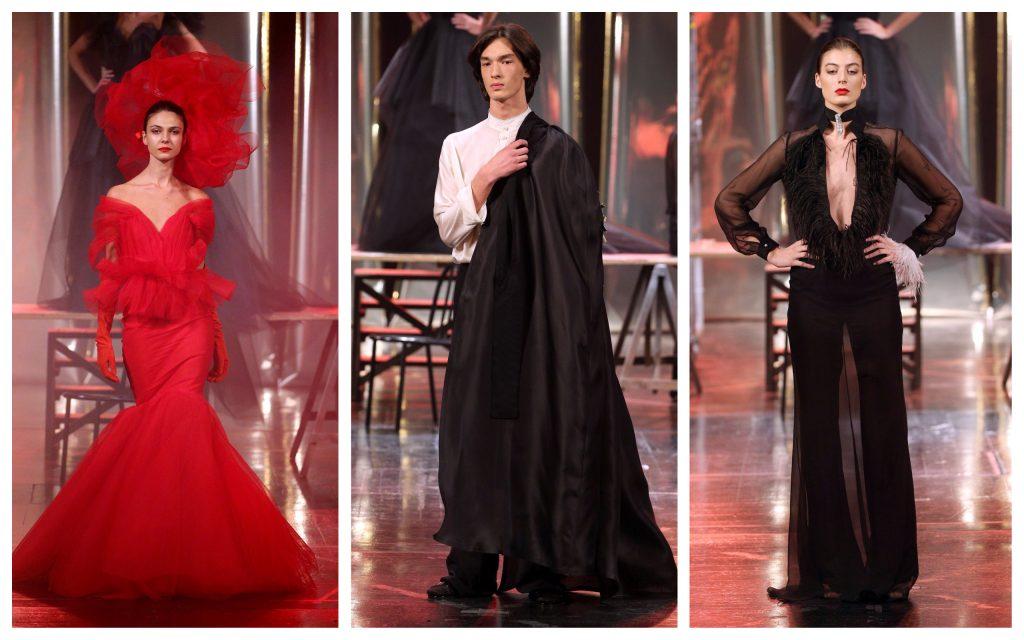 Главной темой «Vogue» стали неделя моды в Тбилиси и Джаба Диасамидзе