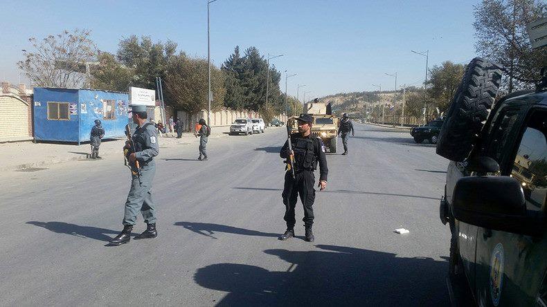 ავღანეთში შეიარაღებული პირები ტელეკომპანიის ოფისში შეიჭრნენ