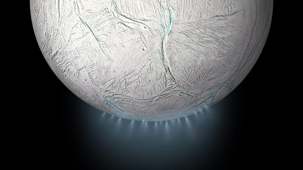უხილავი ძალის წყალობით, სატურნის მთვარე ენცელადის სიღრმეში შეიძლება არამიწიერი სიცოცხლე ყვავის