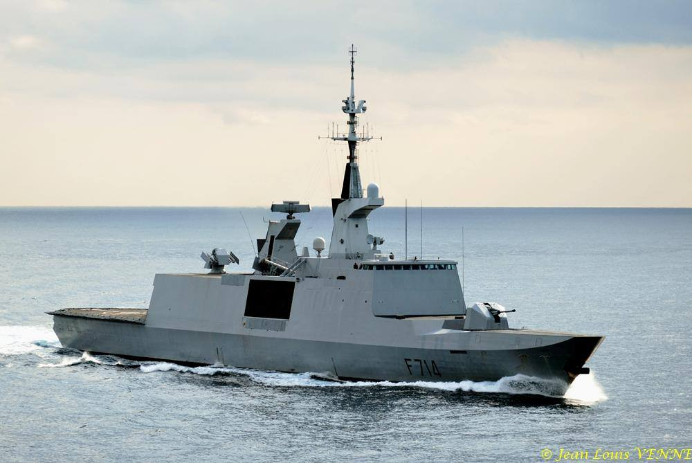 В порту Батуми ожидают визита французского фрегата «Гепрат»