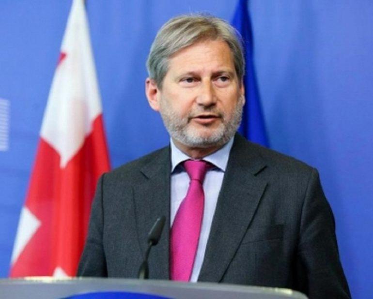 Йоханнес Хан – Сербия может присоединится к Евросоюзу в 2025 году, если сможет завершить переговоры о членстве на два года раньше