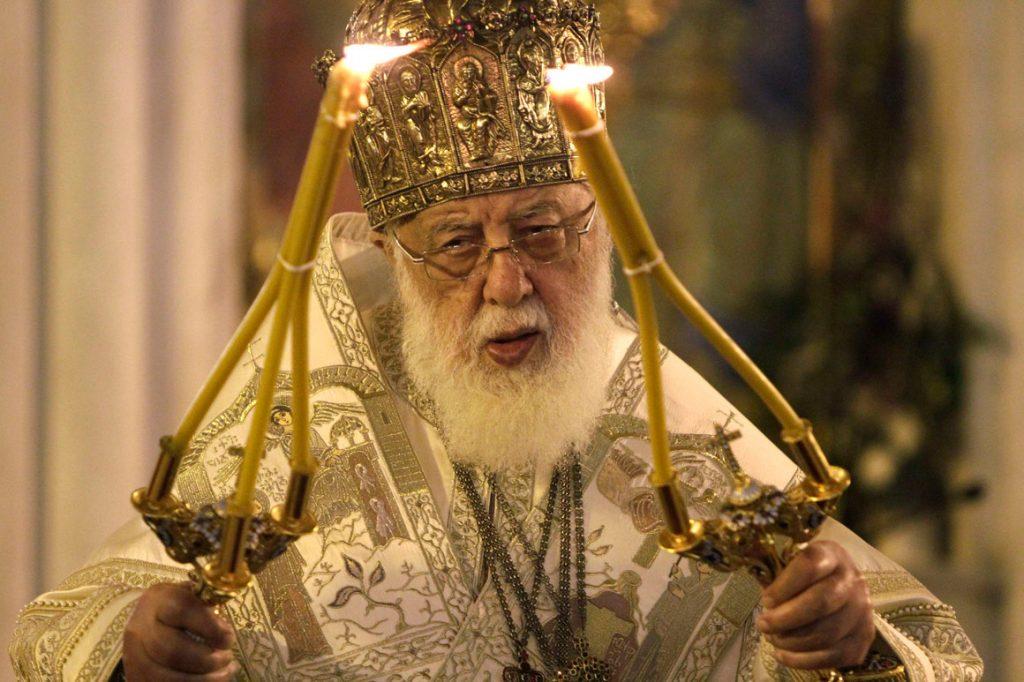 ილია მეორე -ჯანსუღ ჩარკვიანი, როგორც ბერმუხა, ისე იდგა ქართული ლექსისა და ქართული სულის სადარაჯოზე