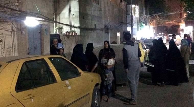 Число жертв землетрясения в Иране возросло до 200