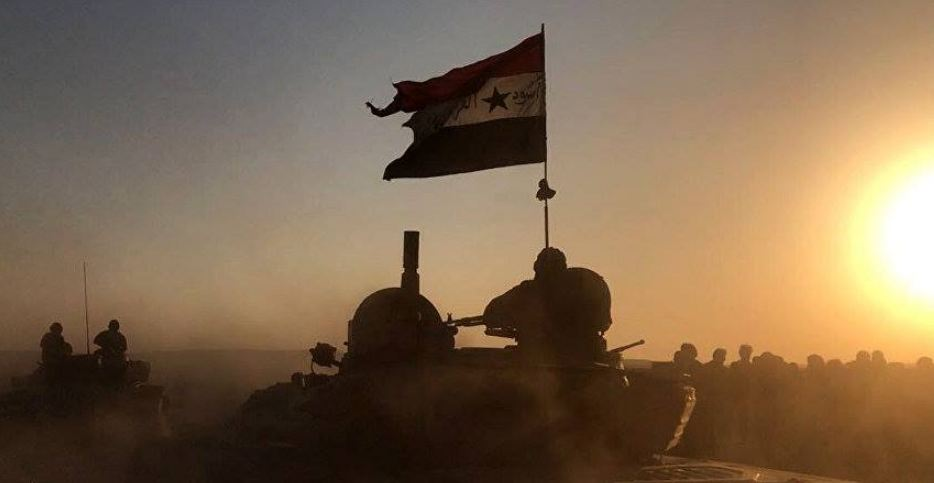 """სირიის სამთავრობო არმიამ """"ისლამური სახელმწიფოს"""" მიერ კონტროლირებული ბოლო ქალაქი გაათავისუფლა"""