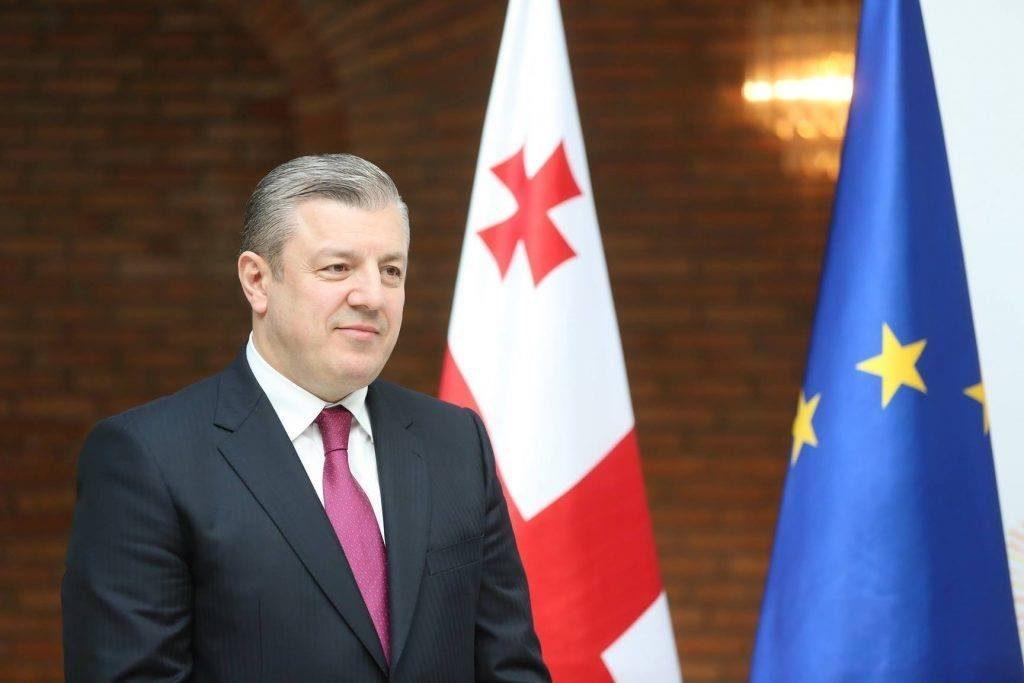 Георгий Квирикашвили встретится сегодня с Дональдом Туском