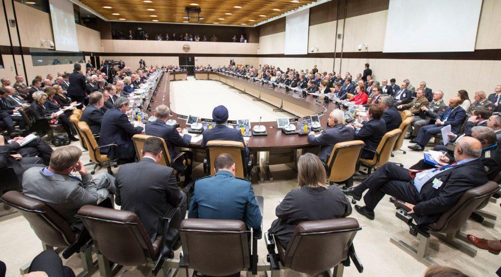 ლევან იზორიამ RSM-ის ფორმატში ნატო-ს წევრი და პარტნიორი ქვეყნების თავდაცვის მინისტრების შეხვედრაში მონაწილეობა მიიღო