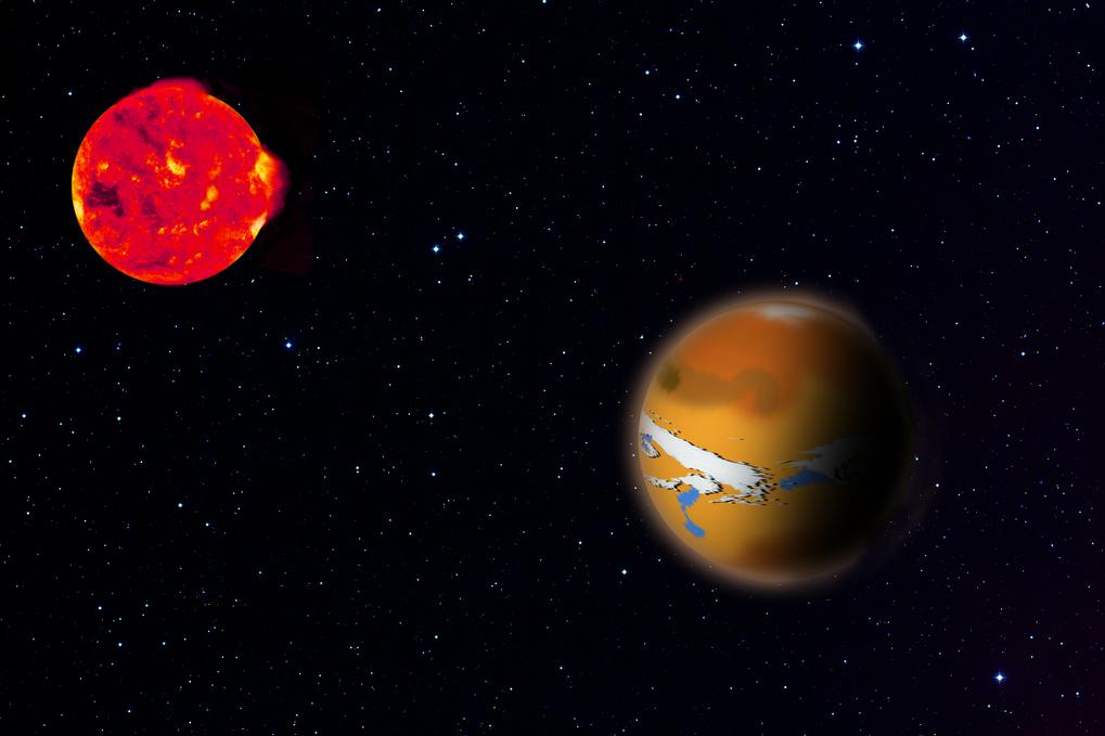 სად შეიძლება იმალებოდეს სიცოცხლის კვალი უახლოეს ეგზოპლანეტებზე