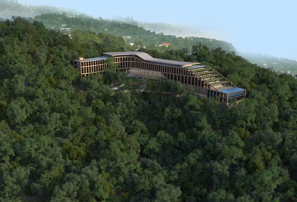 Зеленый мыс свяжут с черным морем современной канатной дорогой – на курорте строится пятизвездочный гостиничный комплекс