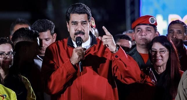 Venesuella lideri müxalifətə dialoq təklif edir